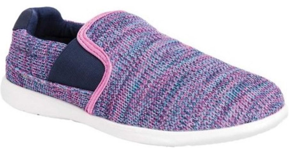 MUK LUKS Midge Women's Low-Top ... Shoes 7WlW85