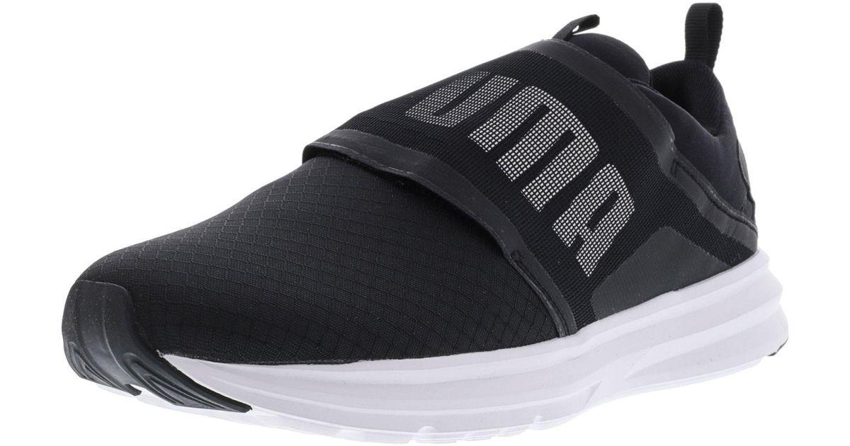 8007f171da4 Lyst - Puma Men s Enzo Strap Nautical Ankle-high Fashion Sneaker in Black  for Men