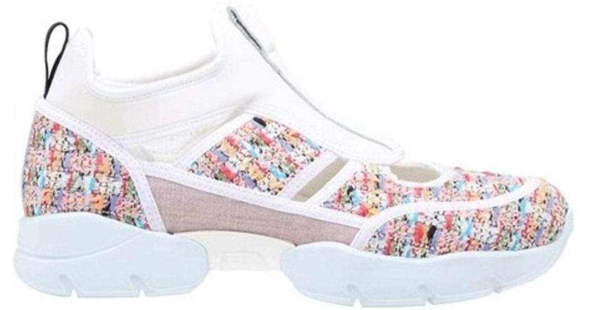 MSGM Patchwork Sneaker (Women's) 0dhFHP3CS