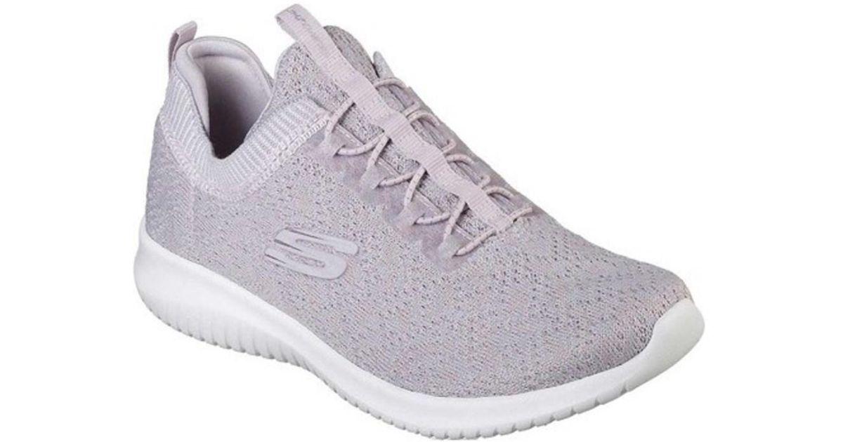 Résistance À L'usure Skechers Haute Sneaker Ultra Flex Portée (femmes) authentique 2iJ12O