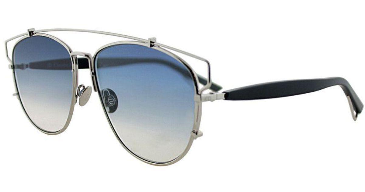 a0defea5b31 Lyst - Dior Unisex Technologic 84j 843 57mm Sunglasses in Gray