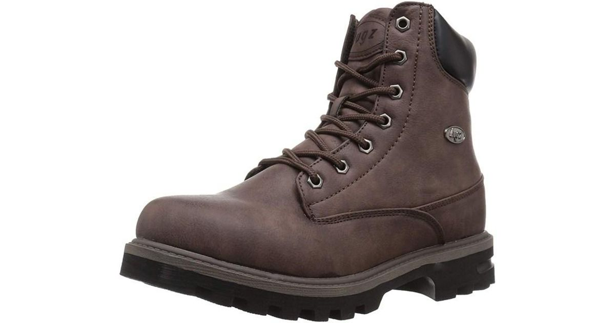 5b36a848cd84 Lyst - Lugz Men s Empire Hi Water Resistant Fashion Boot in Brown for Men