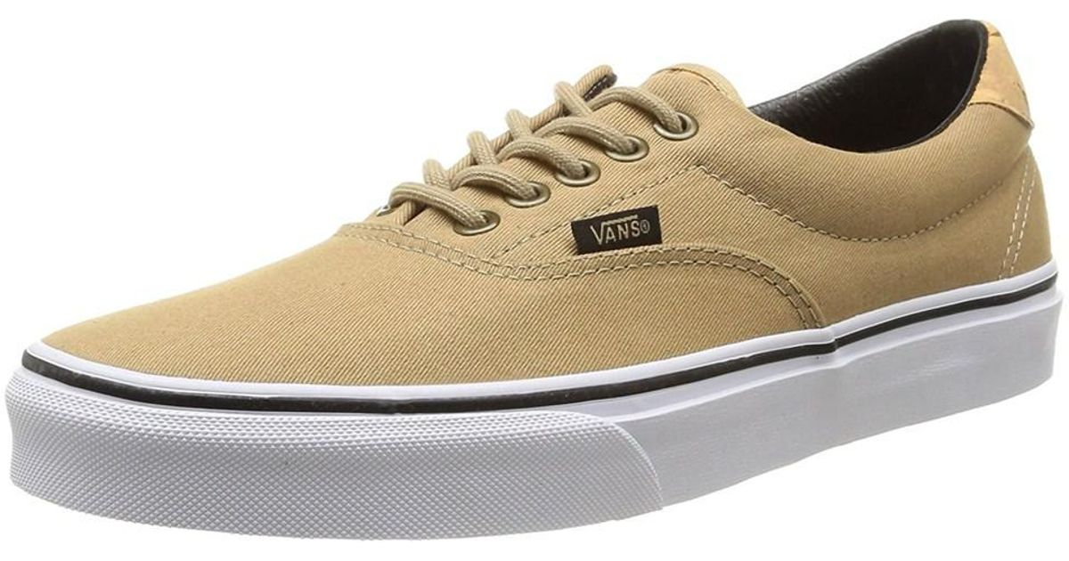 761d82e0971b4c Lyst - Vans Womens Era 59 Low Top Lace Up in Brown