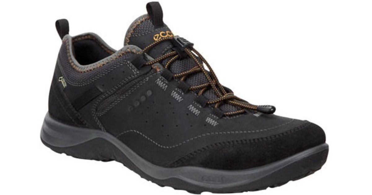 ecco ESPINHO - Hiking shoes - black aaufM