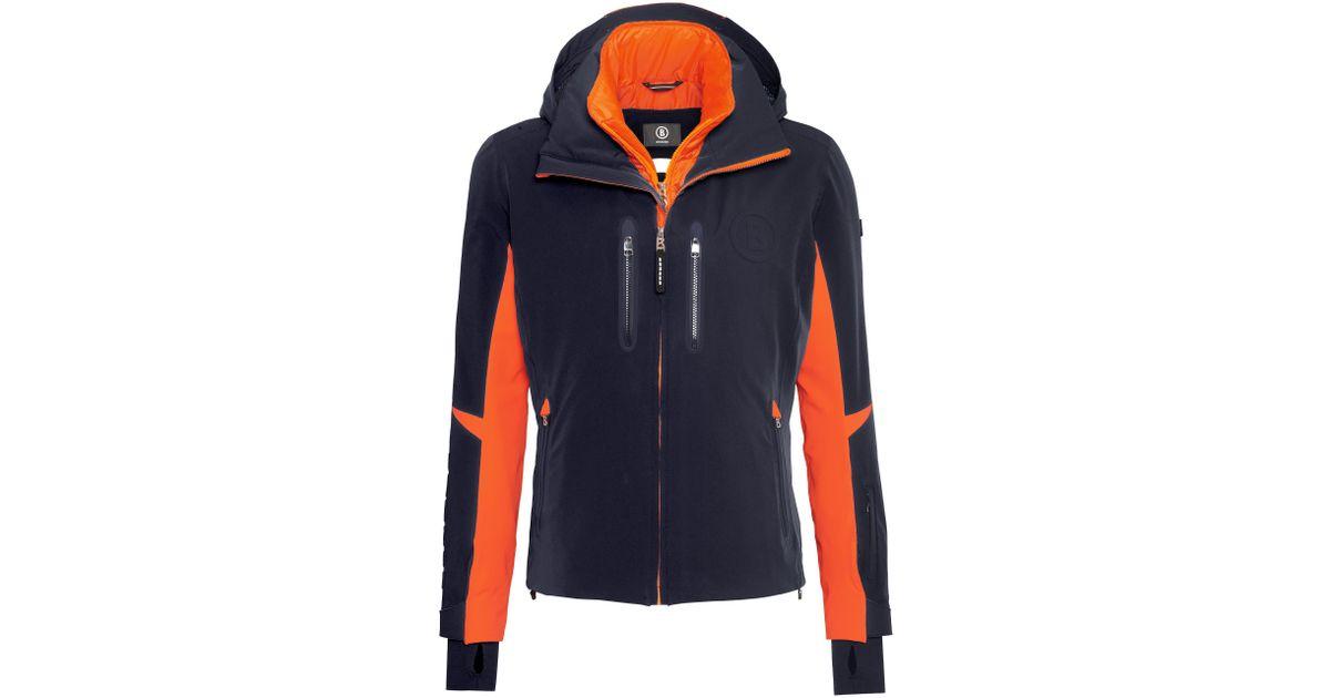Lyst - Bogner Ski Jacket Randy in Blue for Men c81cb98a3