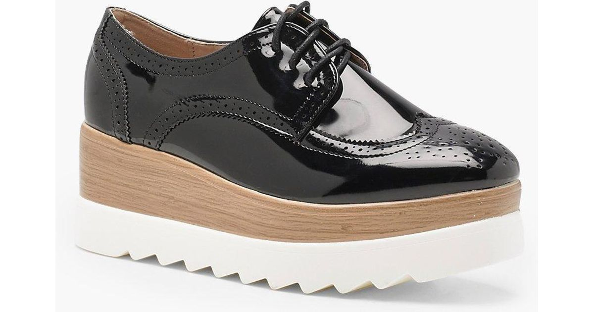 Mia Cleated Lace Up Brogues Oc3mk0A0