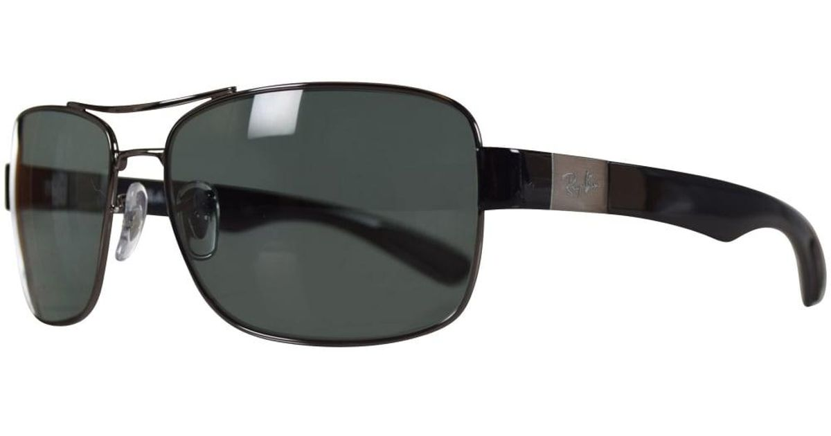 faccf17f17c ... norway lyst ray ban ray ban sunglasses black active sunglasses in black  for men a77f2 6518b