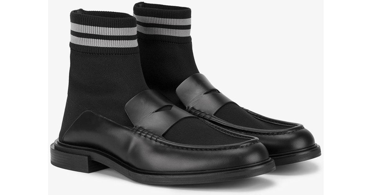 thick sock loafers Fendi koZVTuJsPR