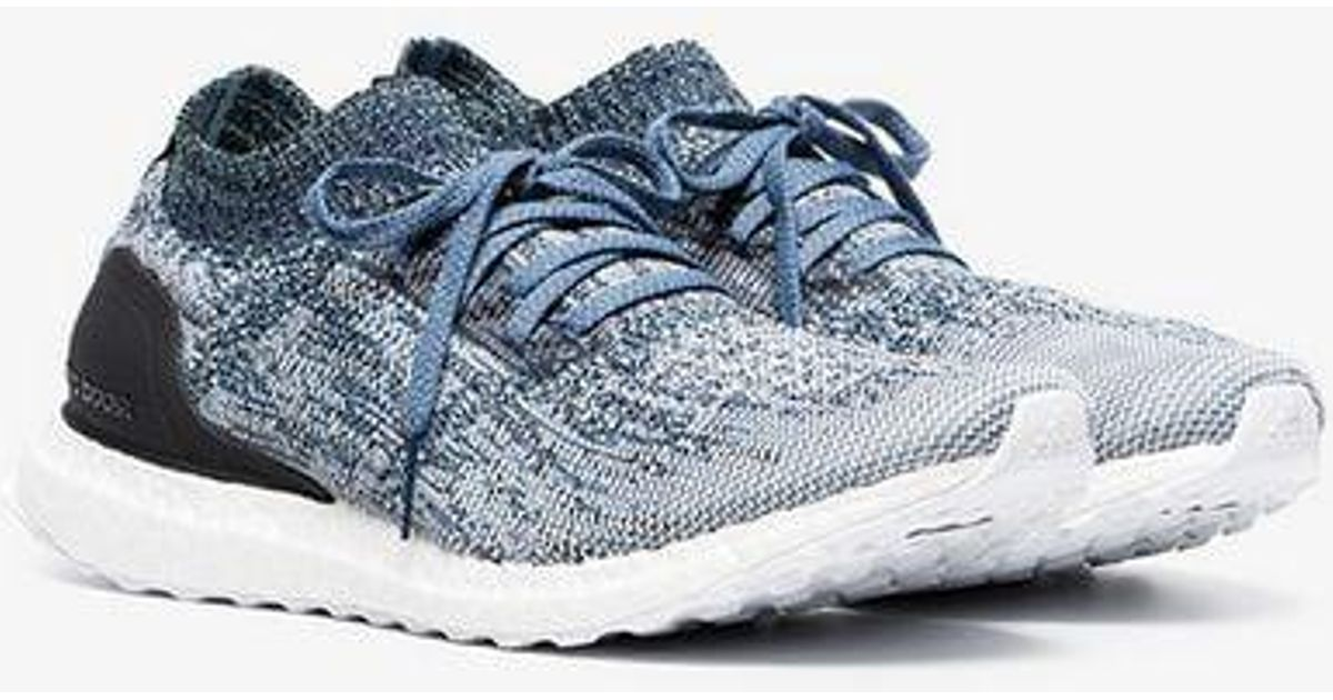 ea31db51e9afb adidas Ultraboost Uncaged Sneakers in Blue for Men - Lyst