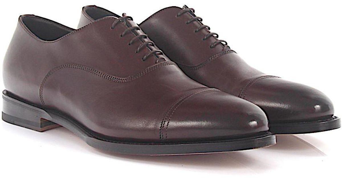 santoni Oxford 13162 leather 3oglKdo