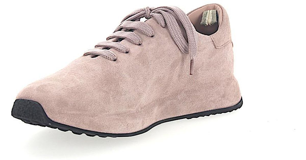Sneakers RACE suede rosé Officine Creative rP7gx