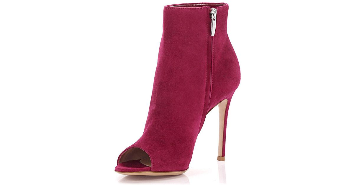 Gianvito Rossi Ankle Boots G09660 suede q9a9S
