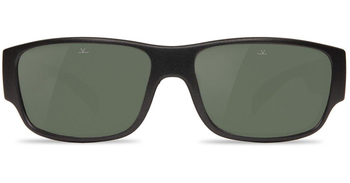 5b6680826a Lyst - Vuarnet Polarized Sunglasses Rider Nylon Grey in Gray for Men