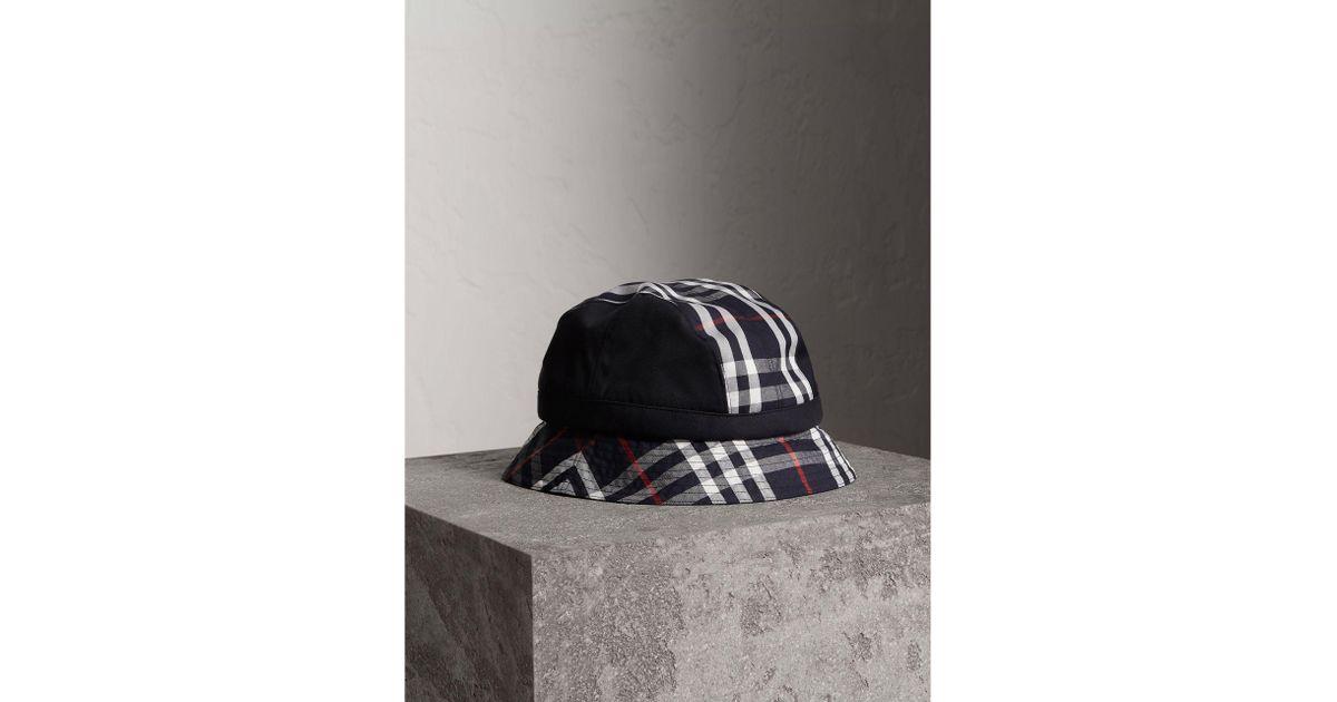 69546851867 Lyst - Burberry Gosha X Bucket Hat for Men