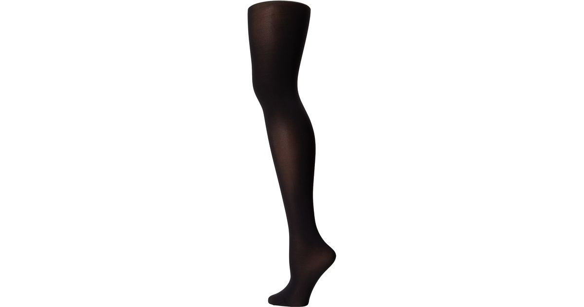 8451c3c1e Lyst - Wolford Pure 50 Tights in Black