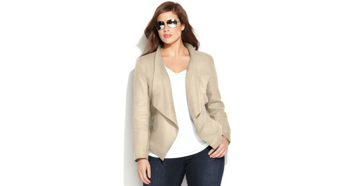 drapes womens jacket shipping clothing orders shoes floral product style free draped women blazer on s