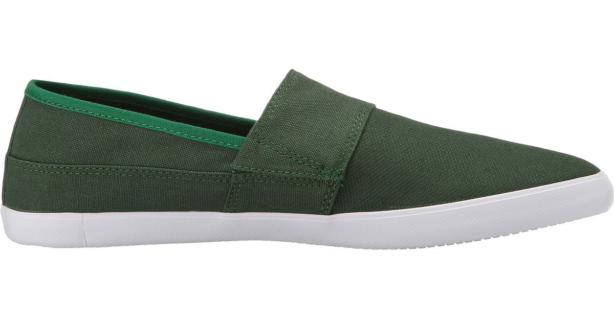 2a2d2f0d2 Lyst - Lacoste Marice 116 1 in Green for Men