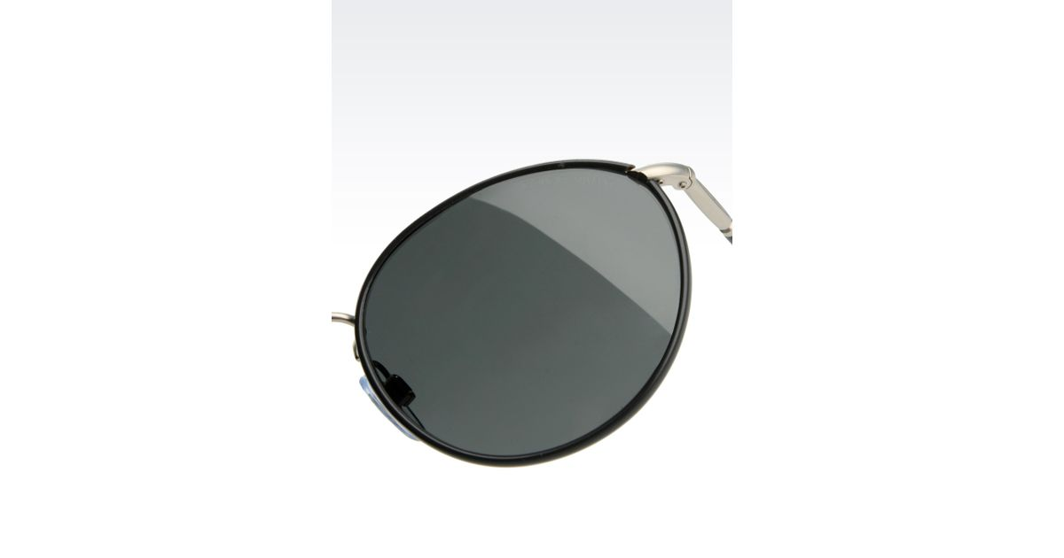 Giorgio Armani Sunglasses From The Frames Of Life Collection in ...