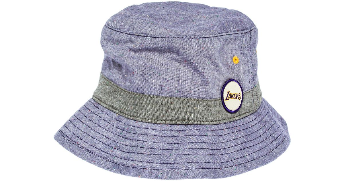 fc6935187a0ed norway bucket hats lakers cfbfe c5bcb