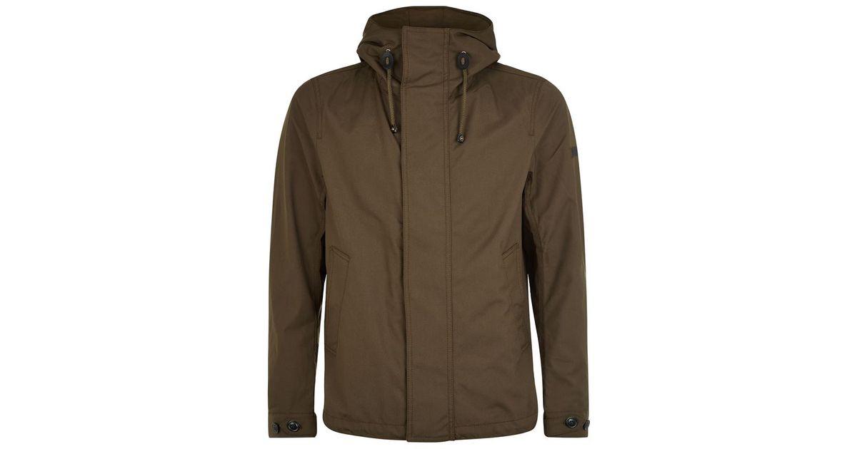 teton rudder jacket  Woolrich Teton Rudder Jacket in Natural for Men - Lyst
