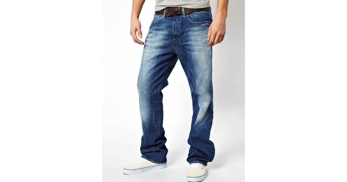 Mens G-star Donnent Des Jeans En Vrac G-star B8uh4Sj8