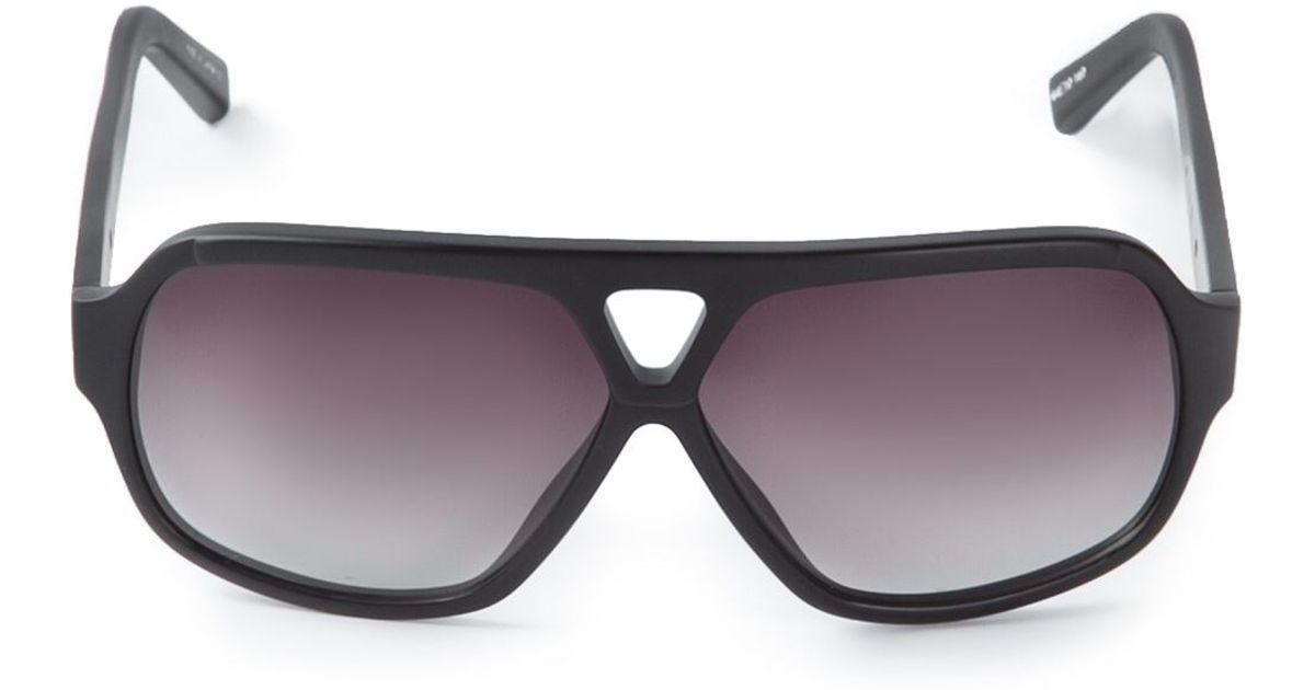 dita eyewear beretta sunglasses in black for men lyst - Dita Frames