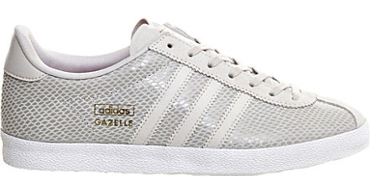 bd85a2830a5b adidas Gazelle Og Leather Trainers