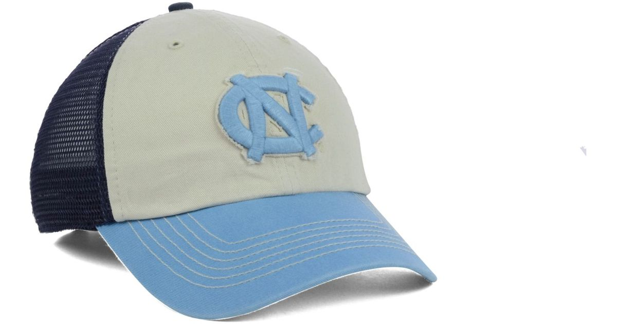 Lyst - 47 Brand North Carolina Tar Heels Schist Trucker Cap in Gray for Men 5edc1335edde