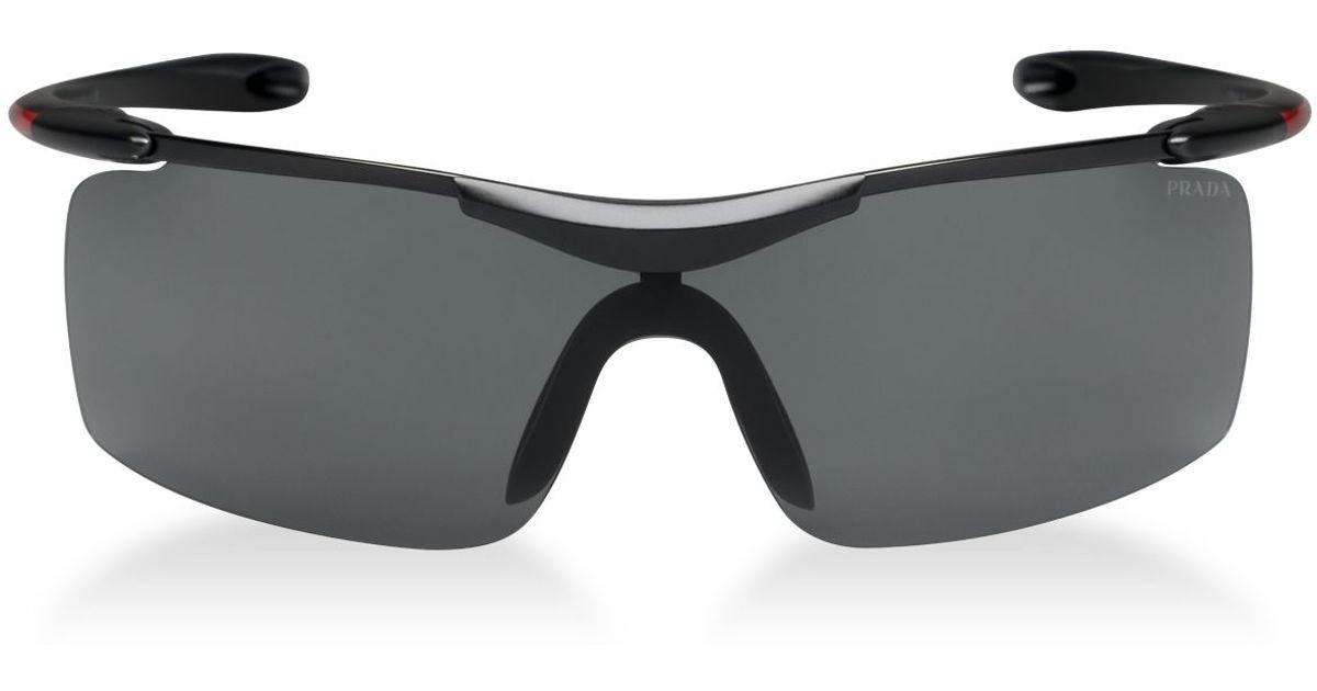 774b91f0294 Lyst - Prada Ps 53ms in Black for Men