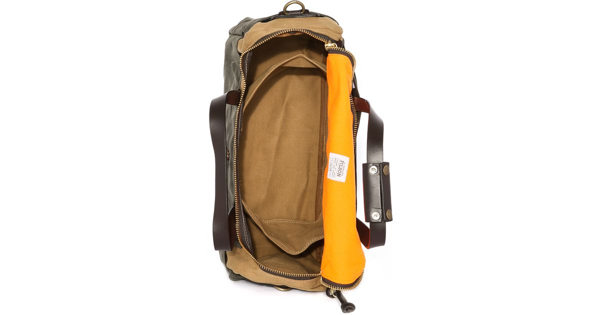 ... Lyst - Filson Original Sportsman Bag in Brown for Men first rate 72321  87930 ... 773e1dd0e5