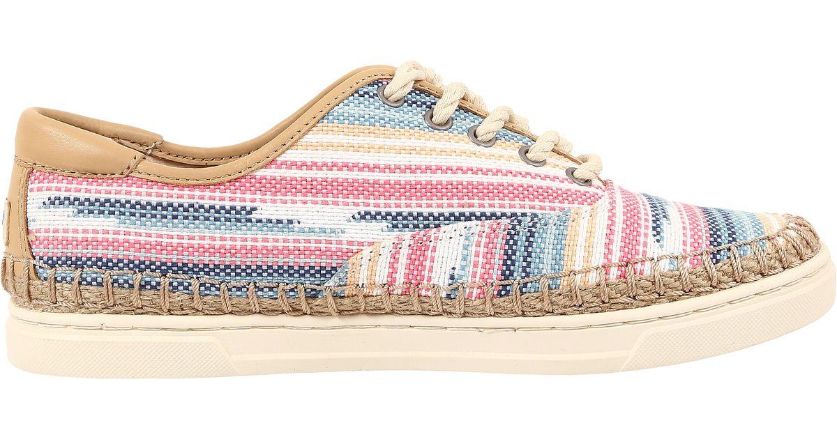 5f9641f361e UGG - Multicolor Eyan Ii Serape Lace Up Sneakers - Lyst