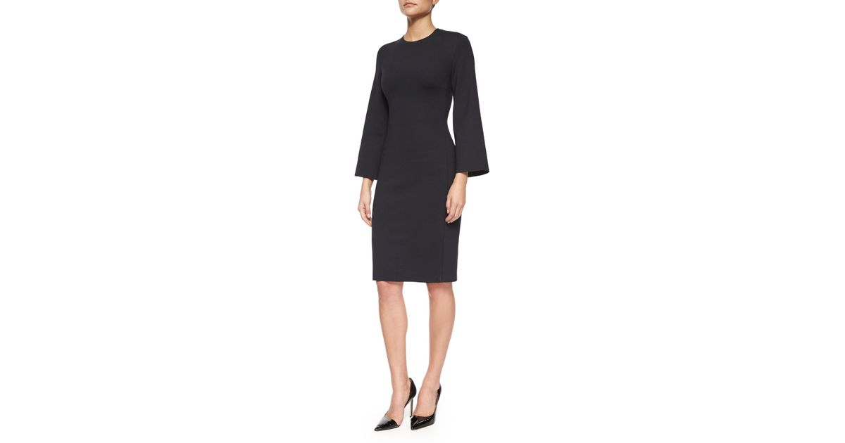 Outlet Order Online Shopping Online Outlet Sale Kenning stretch scuba dress The Row Cheap Recommend Cheap Get To Buy jVPe4