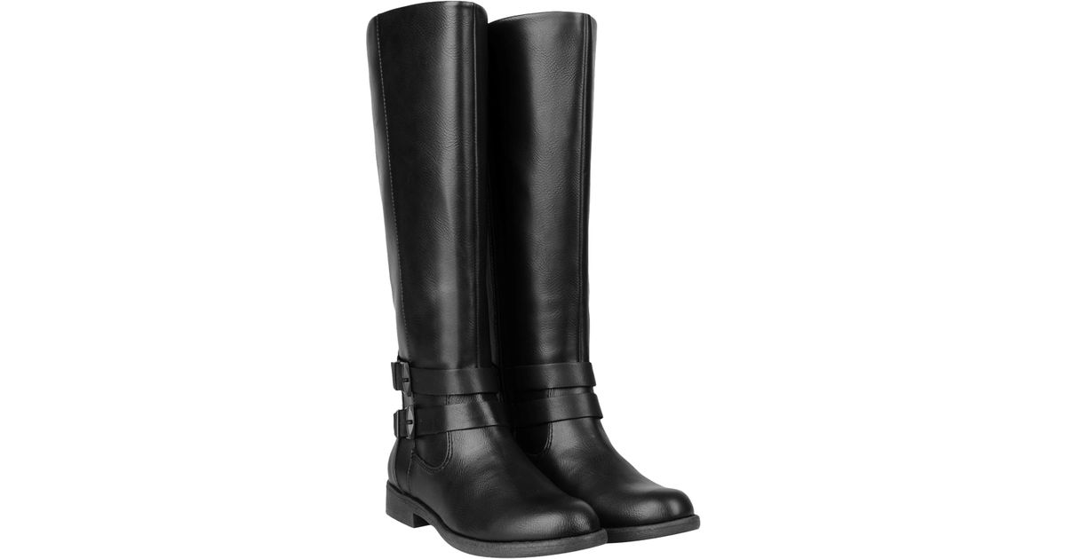 differently 5cd67 572e2 Esprit - Black Boots - Lyst