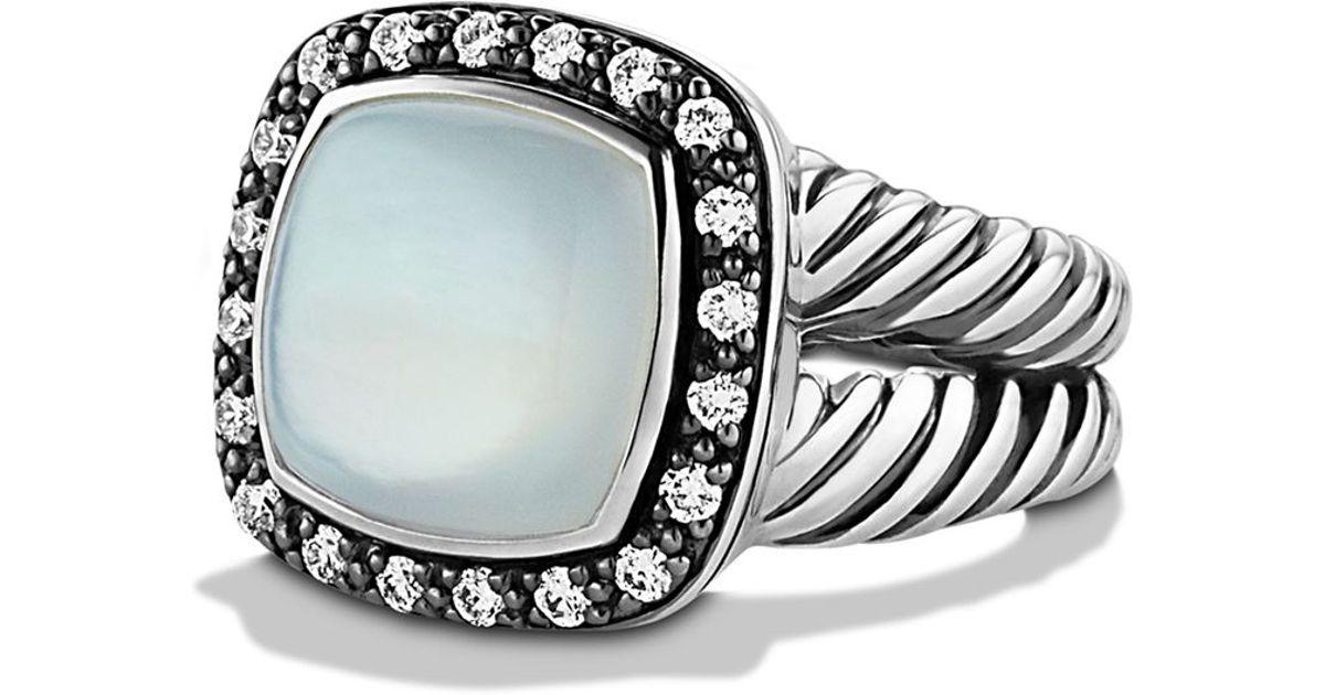 5be709b903661 David Yurman Moonstone Albion Ring - Famous Ring Images Nebraskarsol.Com