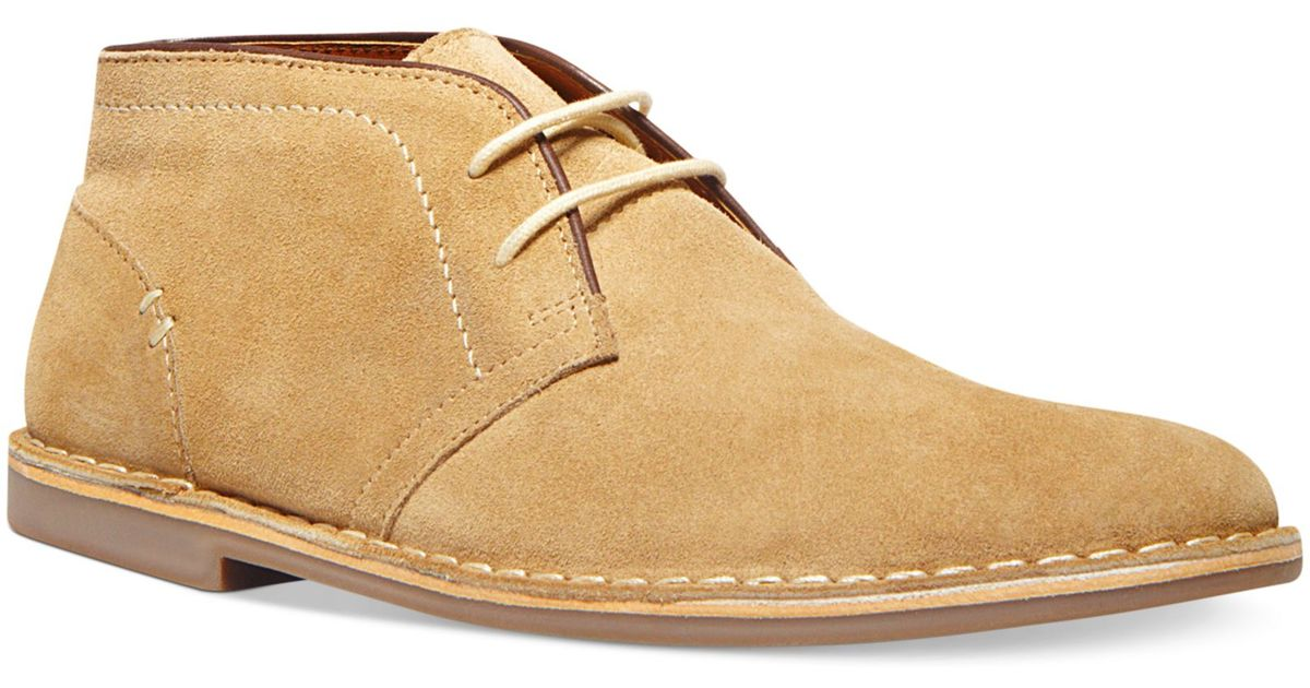 a1f83117573 Lyst - Steve Madden Durvish Chukka Boots in Brown for Men