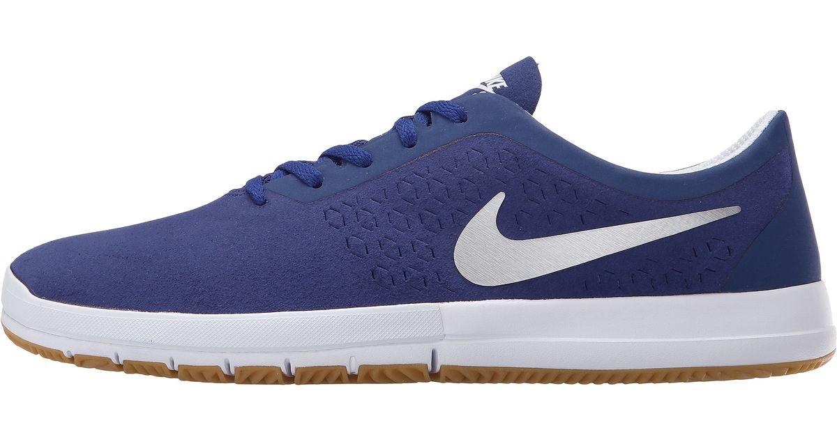Lyst - Nike Free Sb Nano in Blue for Men 65978c000