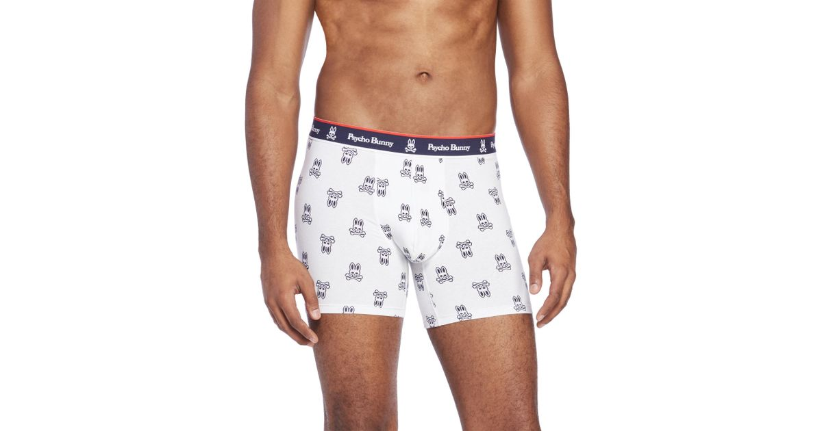 Knitting Mens Underwear : Psycho bunny knit boxer briefs for men lyst
