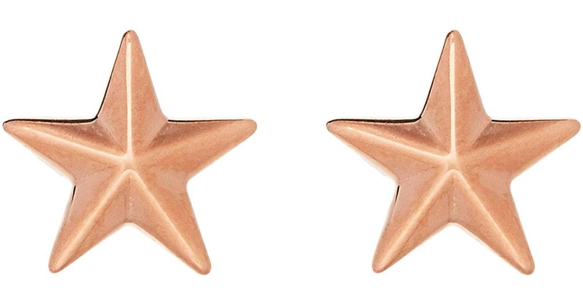 star s g k in stars row jane silver gold of a stud plated earring nig