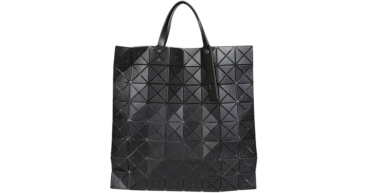 0bc353f12e304 Bao Bao Issey Miyake Lucent Matte Pro Tote Bag in Black - Lyst