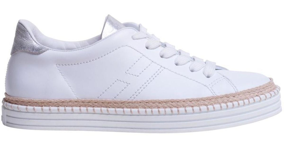 261bd8d3769 Lyst - Hogan R260 Sneakers in White for Men