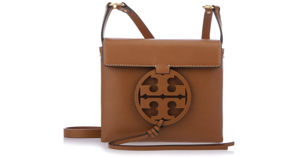 5adbcd94b Lyst - Tory Burch Miller Crossbody Bag in Brown