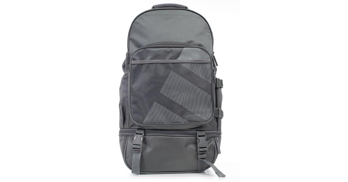 4d6072b96 Lyst - adidas Originals Eqt Street Backpack Grey Four in Gray for Men