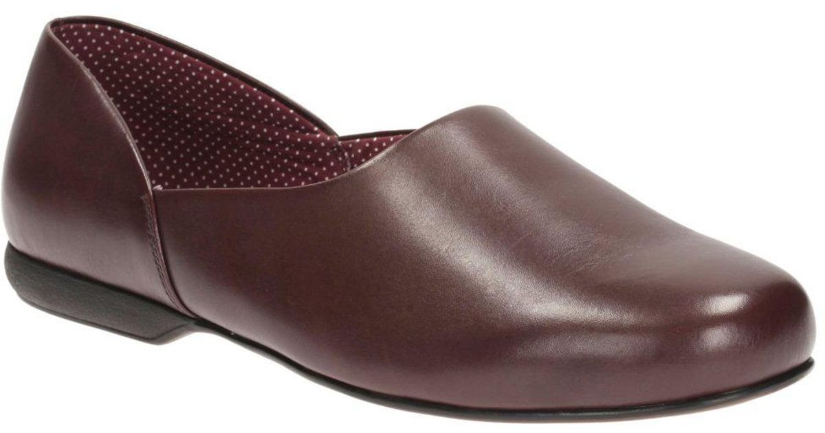 db2c610053066 Lyst - Clarks Harston Lounge Mens Slippers in Brown for Men