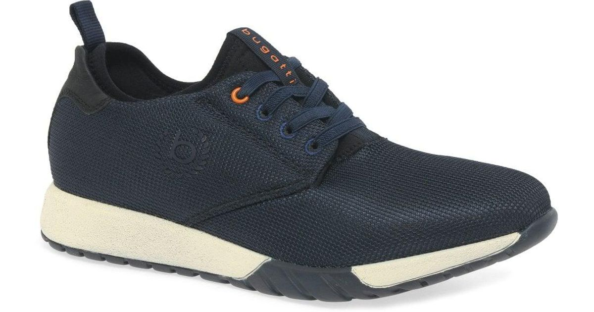 Lyst Bugatti Tuck Mens Smart Casual Lace Up Sports Trainers In
