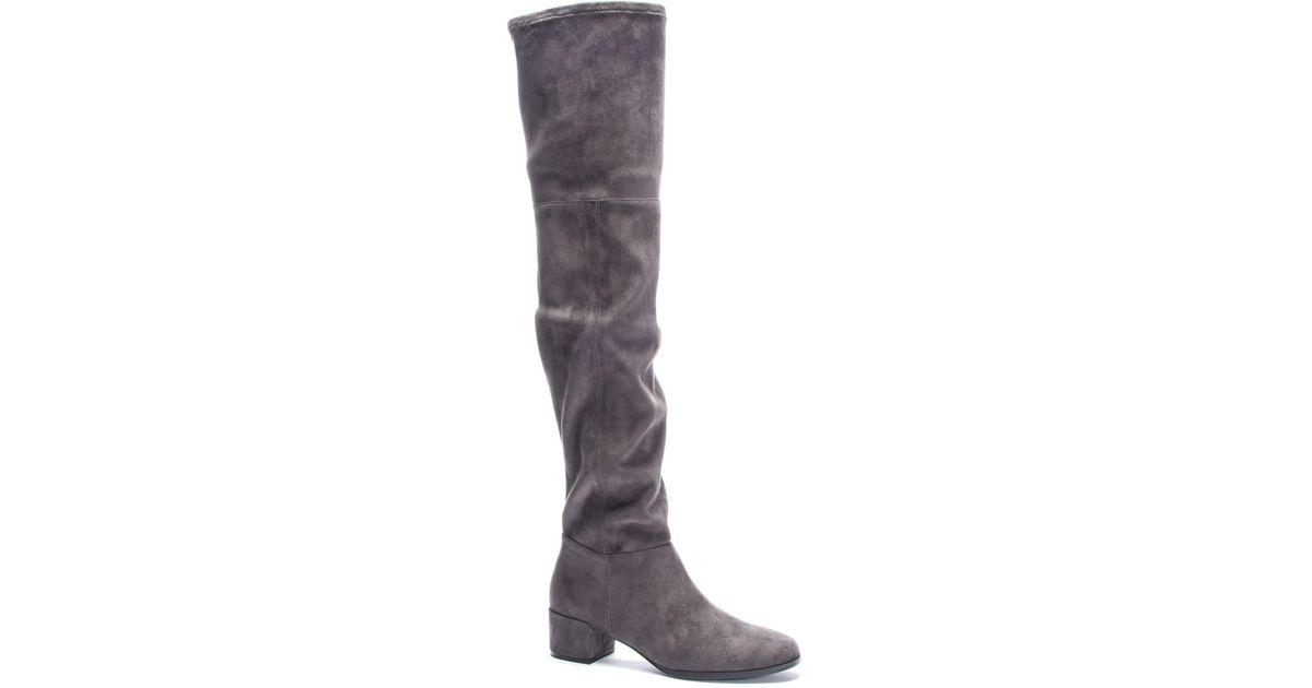 6bb938c9040 Lyst - Chinese Laundry Felix Over The Knee Boot