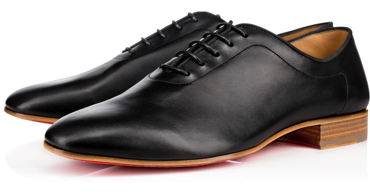 649c31c4536c Lyst - Christian Louboutin Ac Alfred Flat in Black for Men