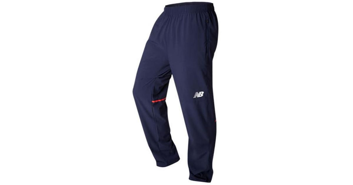 25bf3a15d73ce New Balance England Cricket Training Pants in Blue for Men - Lyst