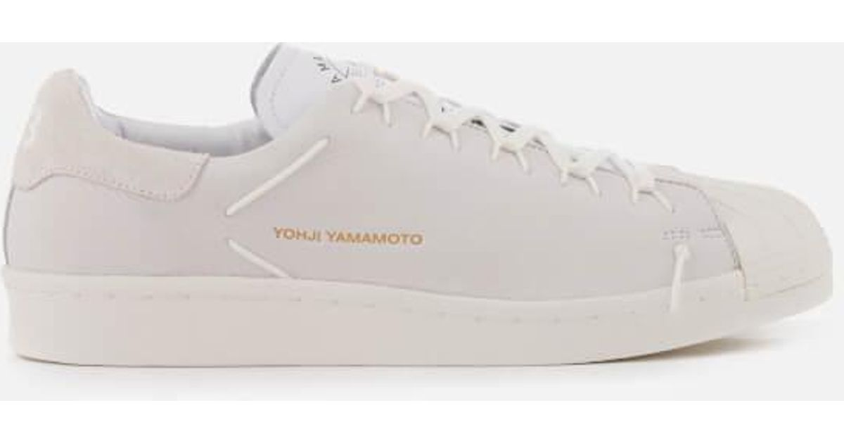 7639adf6b Lyst - Y-3 Y3 Super Knot Trainers in White
