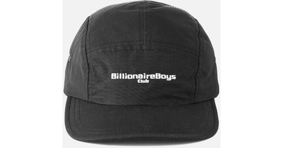 Lyst - Billionaire Boys Club - Ice Cream Men s Wealth Seeker Nylon 5 Panel  Cap in Black for Men a40882f605c7