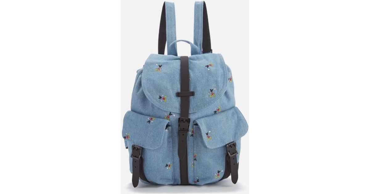 Lyst - Herschel Supply Co. Women s Dawson Disney Backpack